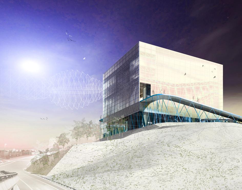 Palacio de Congresos de Guadalajara, Rafael Beneytez, Z4Z4