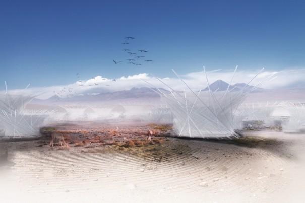 Clouds Garden Atacama, Rafael Beneytez, Z4Z4, GIPC