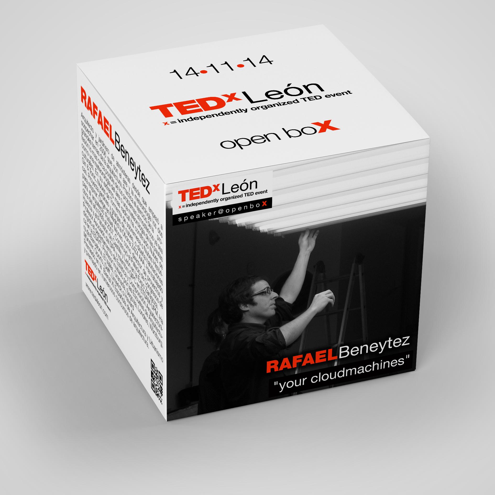 TEDx, Rafael Beneytez, Your Clou