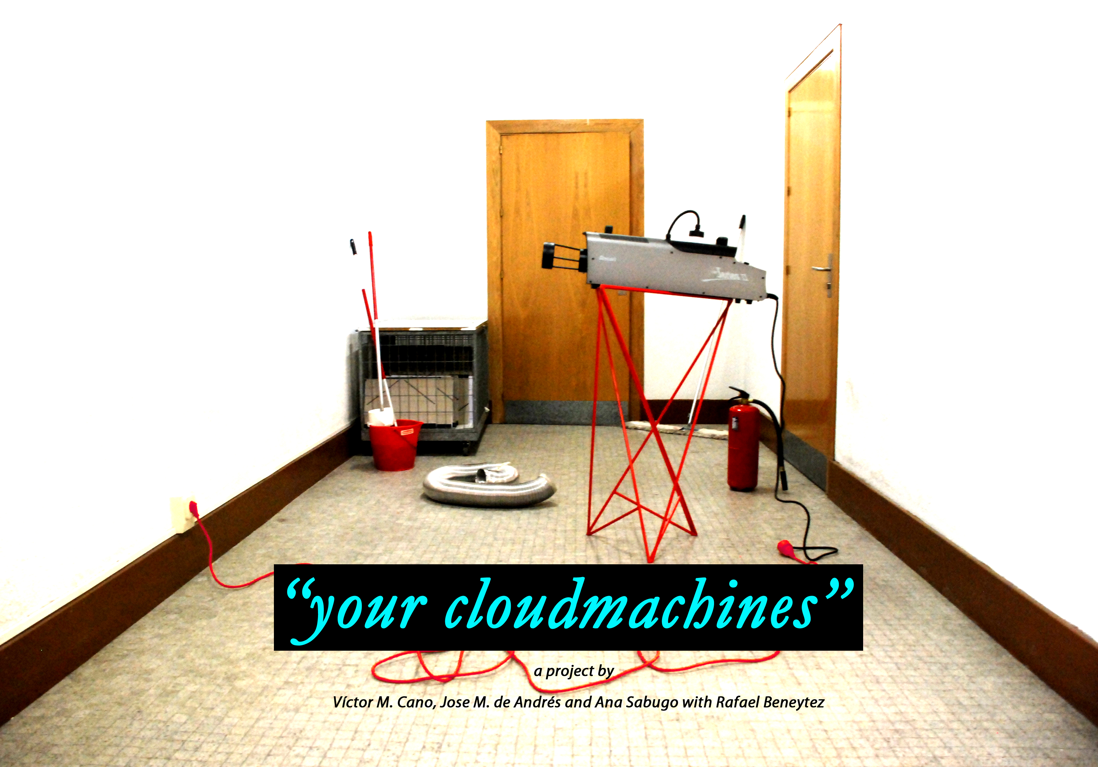 TEDxLEON, Rafa Beneytez, z4z4, your cloudmachines, TED
